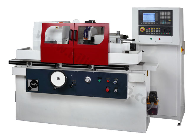 Cnc Cylindrical Grinding Machine Single Axis